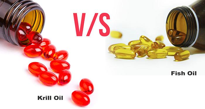 krill oil supplements