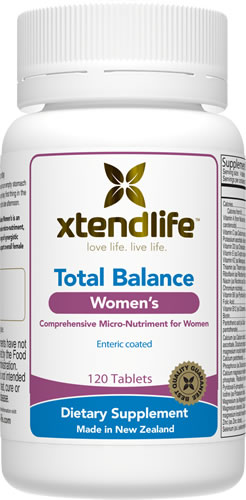 total balance womens review