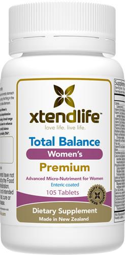 total balance womens premium review