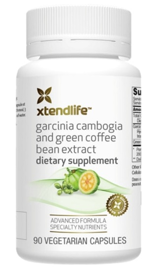 xtend-life Garcinia Cambogia and Green coffee bean extract